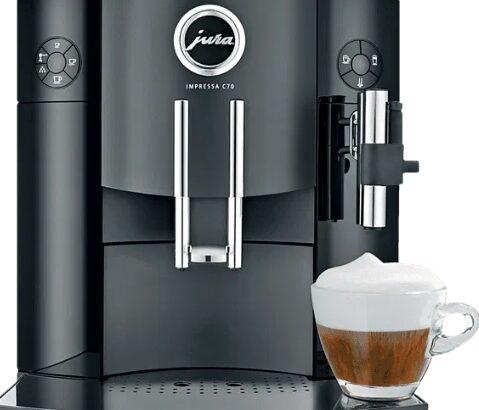 Expresor espressor de cafea JURA IMPRESSA C 70 ONE TOUCH Capucino
