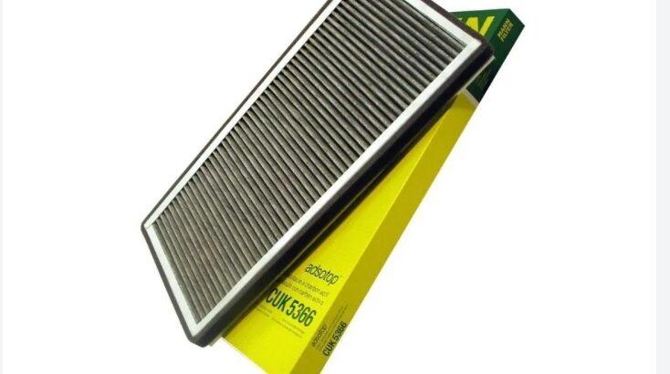 filtru polen