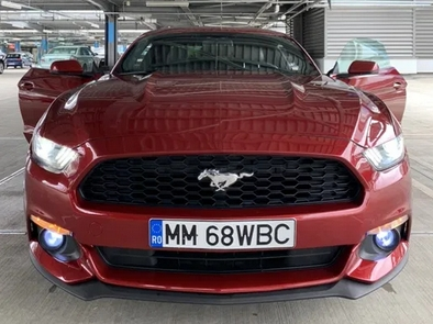 Ford Mustang Ecoobost 2.3,