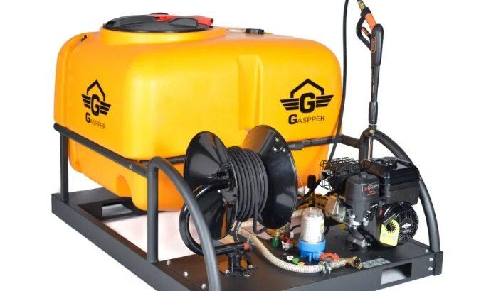 Aparate spalat cu presiune Gaspper GP500&1000 motor Briggs & Stratton