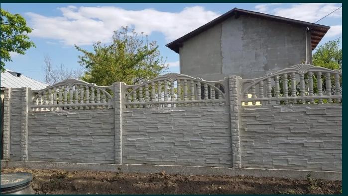 Gard beton B