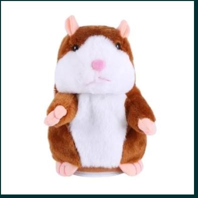 Jucarie interactiva hamster vorbitor Maro