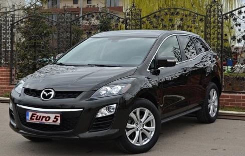 Mazda CX7 2.2d 173cp EURO5 4×4