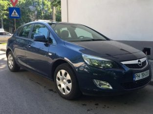 Opel Astra J An Fabricatie 2011 – prima inmatriculare 11.2013