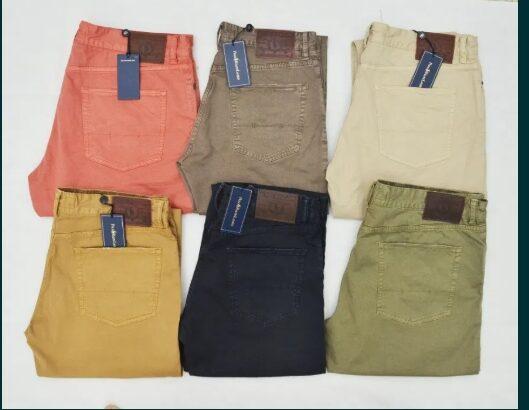 Pantaloni Ralph Lauren Slim originali, subtiri. Diverse culori/masuri