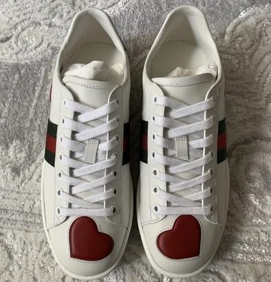Pantofi sport Gucci Ace Heart 37 It
