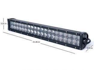 Proiector LED BAR off road 120W 5D NEW – Proiectoare LED auto