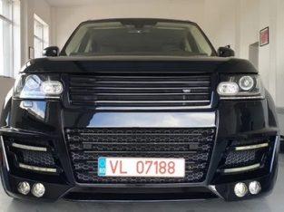 Range Rover vogue Paket Lumma 2014