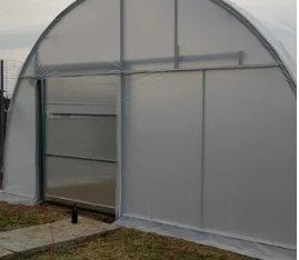 Solare tunel / sere modulare
