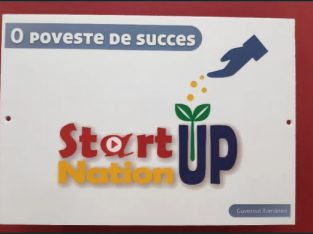Placute informative START-UP NATION