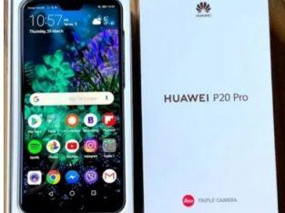 Huawei p20 pro 128gb neverlock