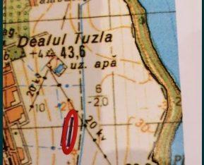 Teren intravilan la Marea Neagra.
