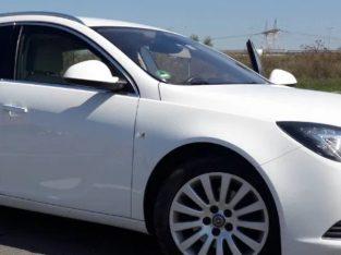 Opel Insignia Sports Tourer 2.0 , EcoFlex, 131 cp, xenon