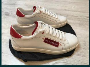 Sneakers Dolce Gabbana 44 autentici sau 10 italy