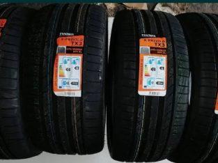 Set anvelope noi Vara BMW Seria 5/ Seria 6 275/30R20 si 245/35R20