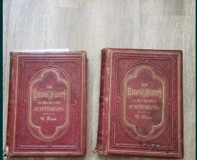 Biblia Vulgata – Noul si Vechiul Testament – gravuri Gustave Dore