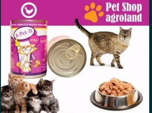 Conserve pentru pisici 1,99 lei