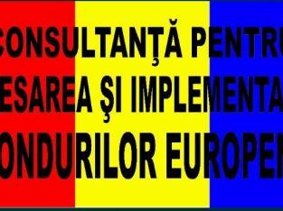 Consultanta privind accesarea fondurilor europene si guvernamentale