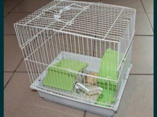 Cusca hamster mica
