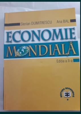 Economie Mondială, Ed Economica