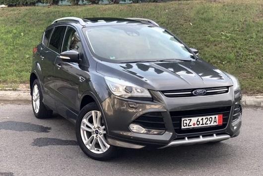Ford Kuga Individual 4×4 2015 2.0 Tdci 179 cp