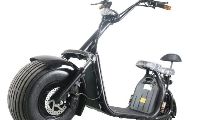 SCUTER Harley Electric NOU Trotineta Electrica Eco 1500w Garantie ‼️