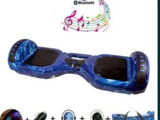 Hoverboard Blu Electric cu Bloototh