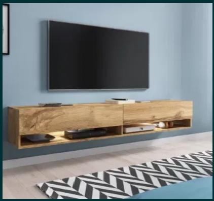 Comoda tv cu Led 180 cm Wander