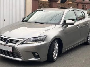 Lexus CT 200h, 2017, 1,8 Luxury Hibrid