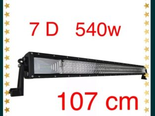‼️Super-Oferta‼️Led-bar 107cm 540w Off-road TIR ATW trailer vanatoare