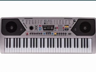 Orga electronica MQ-001UF,61 clape,MP3,USB,microfon,boxe,100 ritmuri