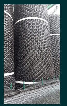 PLASA impotriva cartitelor – plasa stabilizare taluz-HDPE