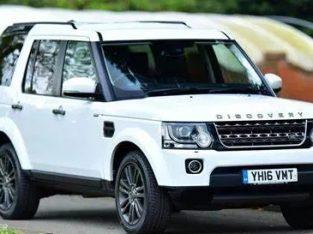 Dezmembrez Range Rover Discovery 4