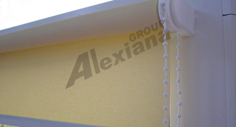 Rolete textile de calitate de la Alexiana.ro