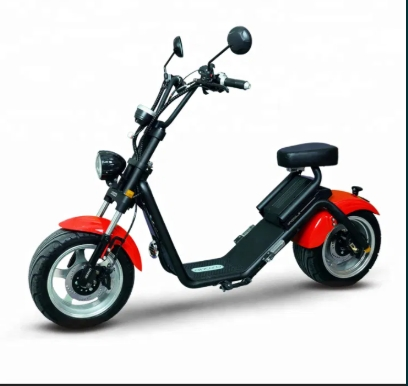 Scuter Electric / Moped Electric NOU, Certificat si C.I.