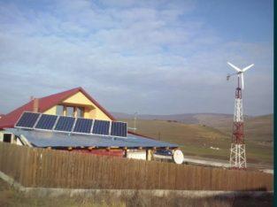 Sisteme fotovoltaice,eoliene si solare