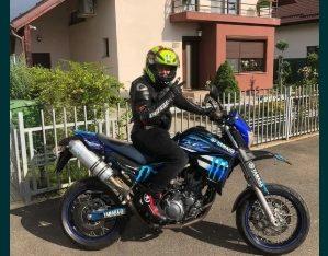 Supermoto Yamaha XT660X