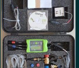 Tester Diagnoza Instalatie Climatizare auto Valeo Climtest 2