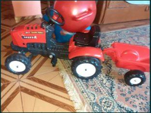 Vand tractoras copii