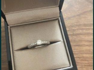 Inel de logodna Bulgari
