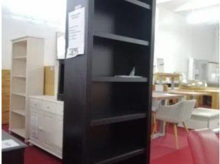Biblioteca/raft, lemn integral, produs nou, Discount 47%