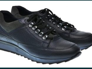 Pantofi sport casusal adidasi piele Otter 43 NOI pret fix! 50% reducer