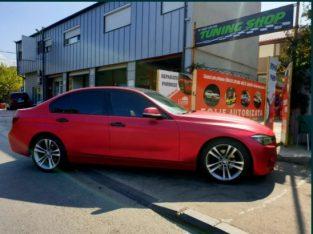 Folie auto Llumar autorizata R A R Llumar by TunningShop