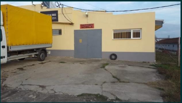 Proprietar vand hala industriala in Giarmata langa Timisoara.
