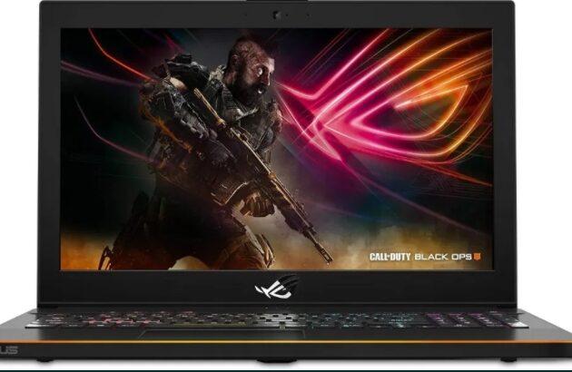 Laptop Gaming Asus ROG New ZEPHYRUS M GM501GS