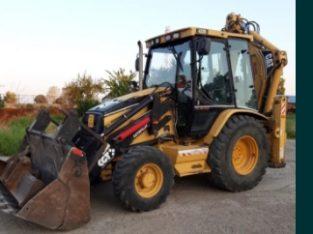 Miniexcavator Bobcat Excavator Sapatura Santuri Fundatie Transport