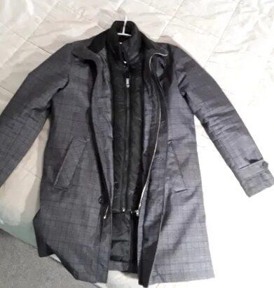 Pardesiu modern Zara