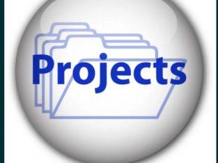 Realizez proiecte master/facultate management, marketing, economic