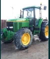 Vând tractor John Deere 7600