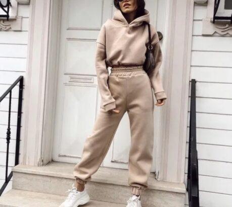 Compleu/Trening dama tip Vagabond fashion